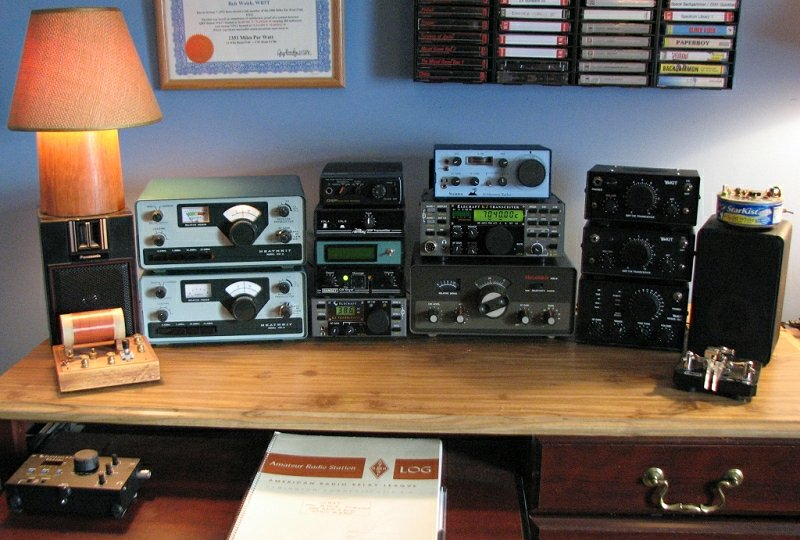 Wb3t Amateur Radio